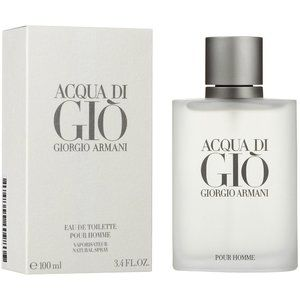 Men's- Acqua Di Gio Body Oil